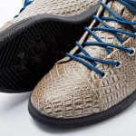 The Adidas Originals Azzi Mid Croc
