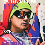 VERBAL ON THE COVER OF EYESCREAM MARCH 2012