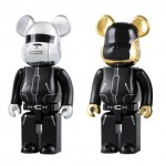 Daft Punk x Medicom Toy Bearbrick