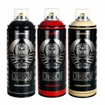 OBEY x Montana: Spray Cans