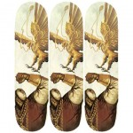 Ghostface Killah x Mike Del Mundo: Skate Deck