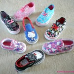 Hello Kitty x VANS Spring/Summer Collection 2012