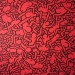 Keith Haring 54 year birthday