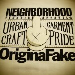 OriginalFake x Neighborhood Capsule Collection