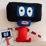 The Living Doodle: Turning Kid Drawings into Plush Toys