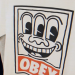 Keith Haring x OBEY Preview