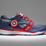 Marvel x Reebok Summer Footwear Collection 2012