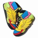 Jeremy Scott Fleece Wings