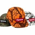 Supreme Headwear Collection Fall/Winter 2012