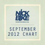 Nick Bike September 2012 Chart Mix