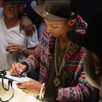 Pharrell Williams hosts FNO at Billionaire Boys Club