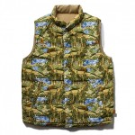 Stussy Fall/Winter Reversible Frontier Vest 2012