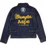 AAPE by A Bathing Ape x Wrangler