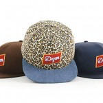 DQM Fall/Winter Snapbacks 2012