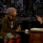 Pharrell On Jimmy Fallon