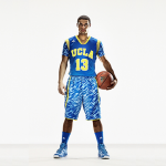 New adidas Short Sleeve NCAA Basketball Uniforms