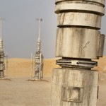 Abandoned Star Wars Film Sets