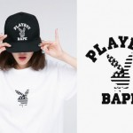 BAPE x Playboy Collaboration
