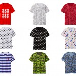 Medicom Toy Bearbrick x Uniqlo: UT Summer Collection 2013