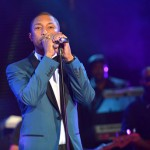 Pharrell Williams Performs Happy Live