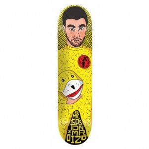 ED BANGER RECORDS X GIRL SKATEBOARDS 13 4
