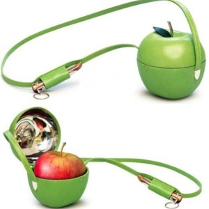 Hermès Apple Holder