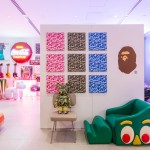 BAPELAND Exhibition By NOWHERE x A Bathing Ape