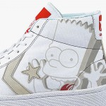 XLarge x Converse x The Simpsons: Pro Leather Canvas Hi Bart Simpson
