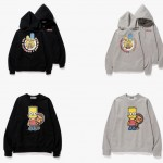 A Bathing Ape x The Simpsons Capsule Collection 2014