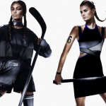 Alexander Wang x H&M Advertising Campaign Fall 14