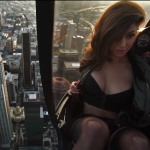 Van Styles x Tianna Gregory: LA Helicopter Photoshoot