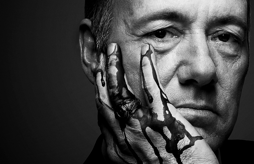 HOUSE OF CARDS KEVIN SPACY  tv shows 2014