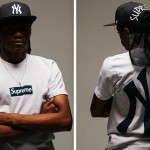 Supreme x New York Yankees x '47 Brand Capsule Collection Lookbook
