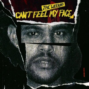 the-weeknd-cant-feel-my-face-single