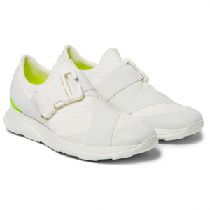 CHRISTOPHER-KANE.-Mesh-Leather-And-Rubber-Sneakers-1