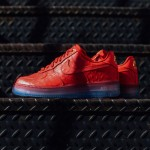 Nike Air Force 1 CMFT Lux Low University Red