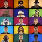 Jimmy Fallon, The Roots & Star Wars: The Force Awakens Cast – Star Wars A Cappella
