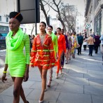 LFW's Longest Catwalk – The Streets