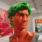 "Keith Haring ""The Political Line"" Retrospective Exhibition"