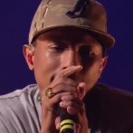 Daft Punk – Get Lucky (Feat. Pharrell) First Live Performance