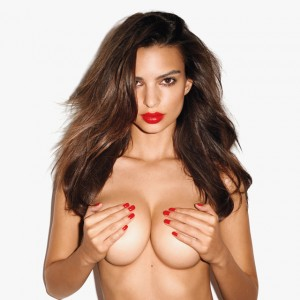 Terry Richardson x Emily Ratajkowski for GQ November 2013