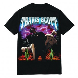 Travis Scott Rodeo Tour Merch