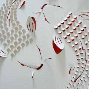 Handmade Paper Art By Lisa Rodden